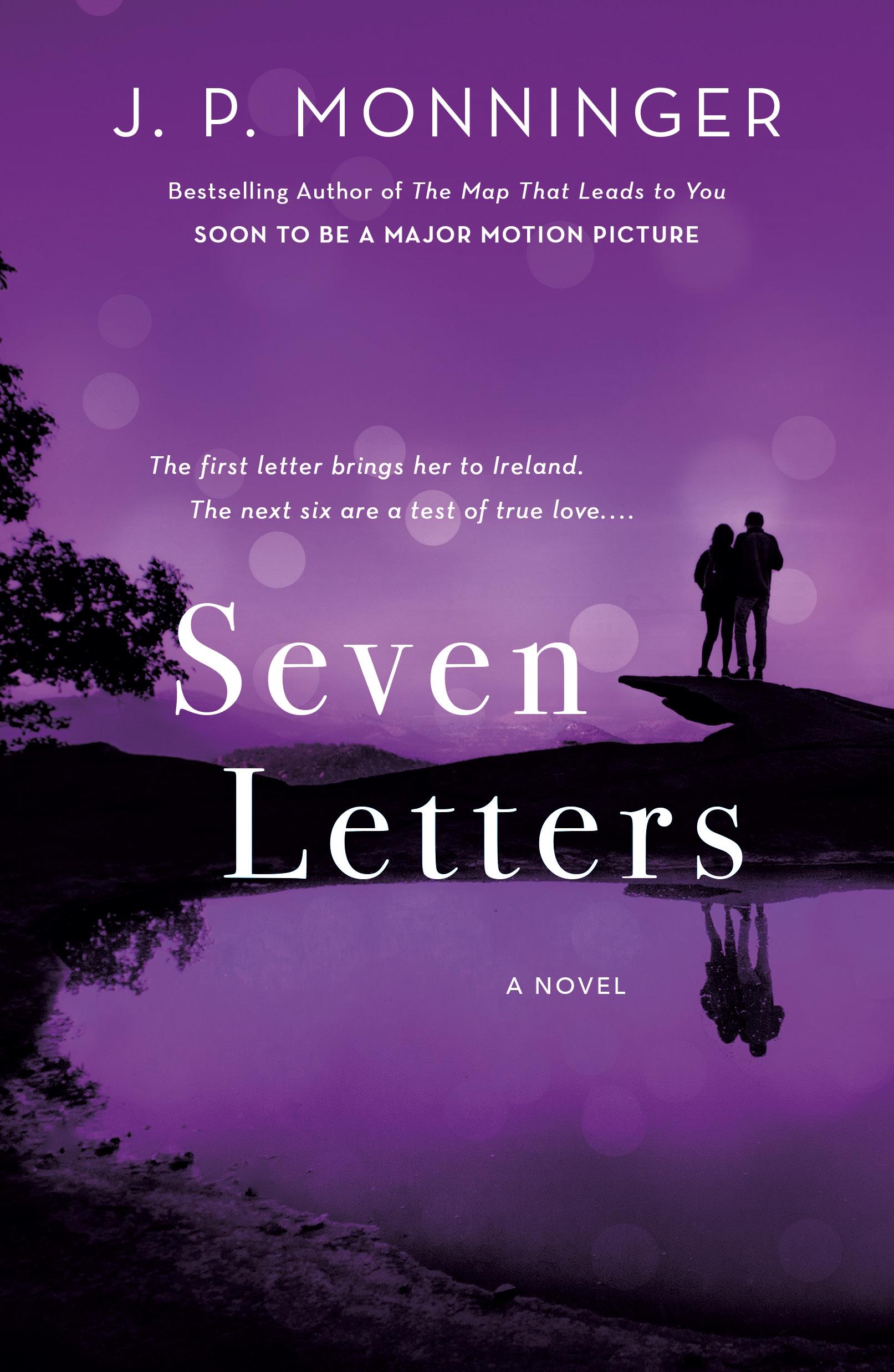 Book Jacket.Seven Letters
