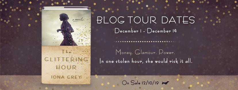 Glittering Hour Blog Tour - Facebook v1